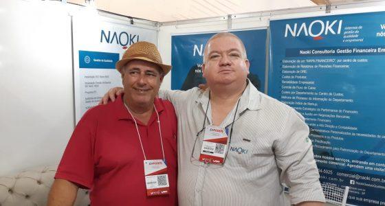 Naoki Consultoria Empresarial na EXPODEPS 2018