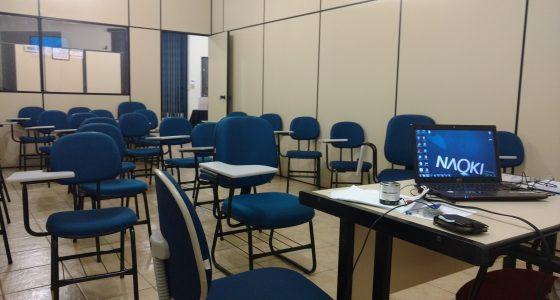 Espaço Confortável, Climatizado, Internet para suas Reuniões, Treinamentos e Workshops